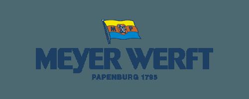 Linchpin Referenz: Meyer Werft